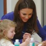 Кейт Миддлтон записала видеообращение в связи с неделей детских хосписов