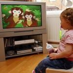 Просмотр телепрограмм более негативно влияет на детей, чем сидячий образ жизни