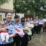 Китай возвращает 10 похищенных детей во Вьетнам