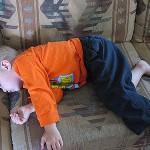 На длительность детского сна влияют гены и окружающая среда