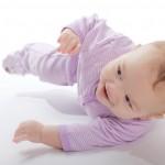 Сон младенцев на спине не нарушает их способность переворачиваться