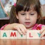 Для детского лексикона важно качество общения с родителями
