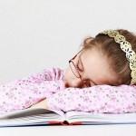 Нерегулярное время сна детей отражается на их школьных успехах