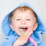 Какие щетки использовать для малышей?