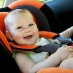 Поездка с ребенком на автомобиле
