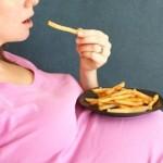 Вредная еда во время беременности связана с детскими психическими расстройствами