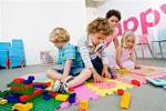Дети в яслях часто бывают агрессивными