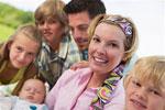 Количество детей связано со семейным счастьем