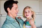 Девочки страдают от невнимания отцов