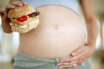 Пол ребенка может зависеть от материнской диеты
