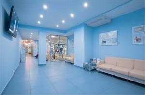 Открытие Пресненского медико-реабилитационного центра Открытой клиники
